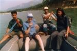 Wild Rafting, exploring the wildlife, aquatic diversity, Bardia National Park