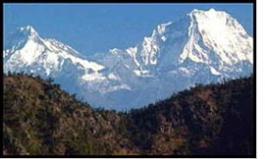 Himal in Khaptad National Park, a west nepal trekking adventure with Bardia Jungle Cottage, Feel the difference