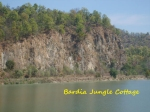 Babai Valley, from the Babai Bridge, can be seen wild animals like tiger, elephant & rhino from the bridge on occasion