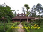 Tharu Style Restaurant & Bar of Bardia Jungle Cottage